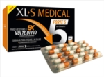 XL-S XLS Medical Forte 5 - 180 cps
